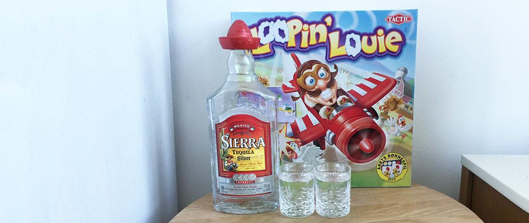 Loopin Louie drikkespil