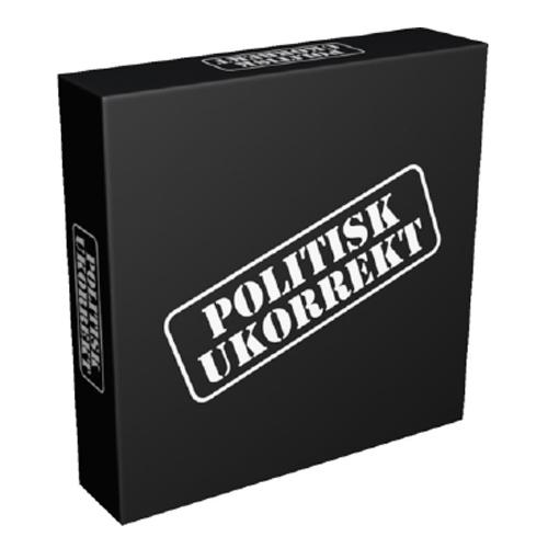 Politisk ukorrekt brætspil Wuzo