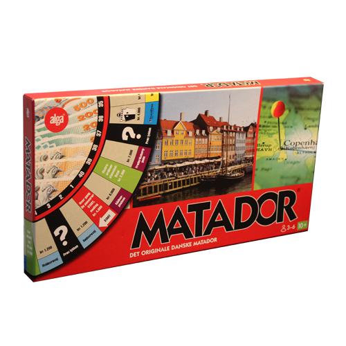 Wuzo Brætspil Matador