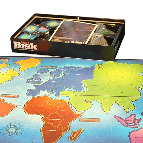 Wuzo Brætspil Risk