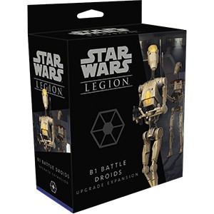 Star Wars Legion – B1 Battle Droids (Upgrade Expansion)